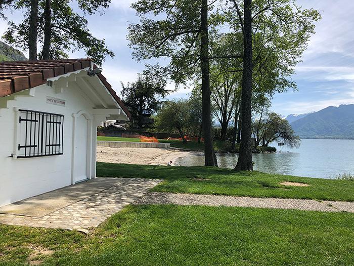 Veyrier Du lac Sauveteur Pro